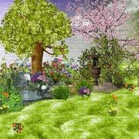 background fond spring printemps frühling primavera весна wiosna flower fleur blossom bloom blüte fleurs blumen garden jardin paysage landscape
