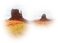 western cowboy landscape paysage