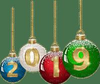 2019 boules de noel christmas balls deco