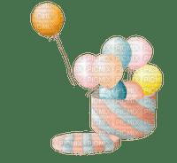image encre couleur anniversaire ballon cadeau pastel mariage edited by me
