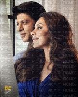 Shahrukh und Gauri