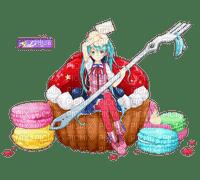 cake miku
