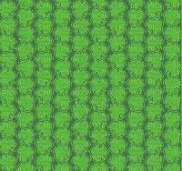 st patrick day clover leaf bg fond