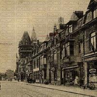 Fond vintage carte postale