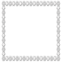 snowflake frame cadre hiver