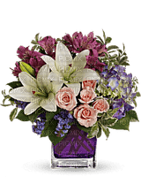 Kaz_Creations  Deco Flowers Vase Colours