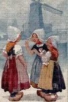 Holland, Mädchen, Girl