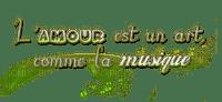 L'amour...Phrase.Texte.green.vert.Victoriabea