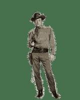 Cowboy (Robert Mitchum)