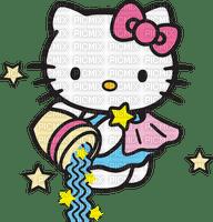 Hello kitty étoile plage Eau seau Debutante