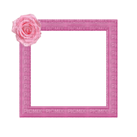 Small Pink Frame
