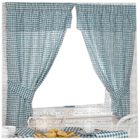 minou-window-blue curtains-coffee-cakes