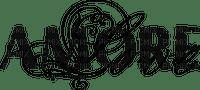 Kaz_Creations Deco  Logo Text Amore