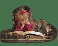 reading a book bp