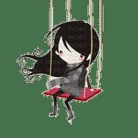Kaz_Creations People Girl Swing