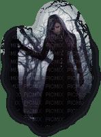 gothic woman femme gothique