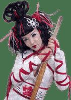 guerrier femme asiatique warrior woman asian