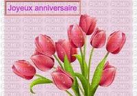 image encre fleurs joyeux anniversaire edited by me