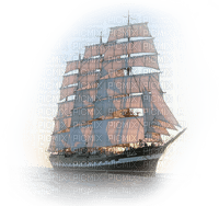ship_sailing vessel_navire_Blue DREAM 70