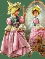 MARTINE ENfant child in mirror (❁´◡`❁)