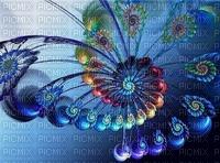 spirale e fiore