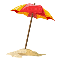 parasol plage  sun umbrella  beach