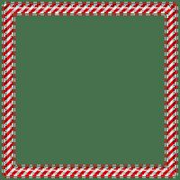 frame red white cadre rouge blanc