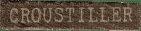 Kaz_Creations Deco  Logo Text  Croustiller