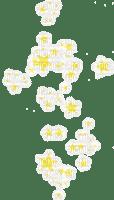 yellow stars deco