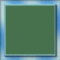 frame cadre rahmen blue tube blau