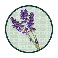 lavender flowers ornament