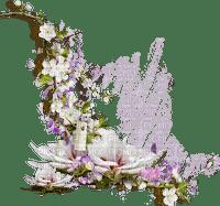 flowers deco border fleur deco