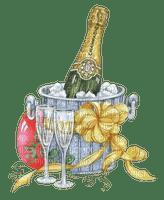 champagner glasses  deco champagner verre