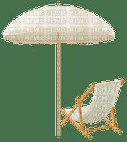 Kaz_Creations Summer Beach Umbrella Parasol  Deck Chair