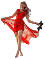 Fille.Girl.Red.Femme.Woman.Victoriabea