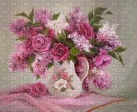 rosas rosas jarron