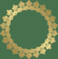 Kaz_Creations Deco Border Round Circle Frames Frame