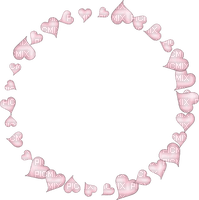cadre frame Pelageya coeur gif animation love