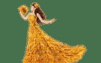 kikkapink woman autumn fantasy leaves fashion