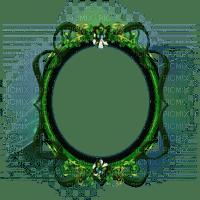 frame deco blue green cadre bleu vert
