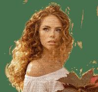 femme d'automne
