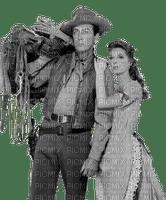 Western Robert Taylor et Julie London