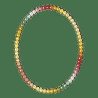 Frame, Deco, Multi-color, Pearls - Jitter.Bug.Girl