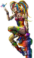 Color Woman