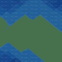 graphic frame blue  cadre graphique bleu