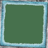 cadre bleu gris frame blue grey