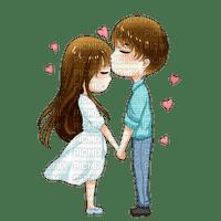 love couple cartoon