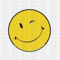 smiley clin-d'oeil