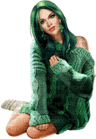 WOMAN ST PATRICK DAY FEMME