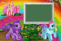 image encre bon anniversaire color effet poney transparent  edited by me